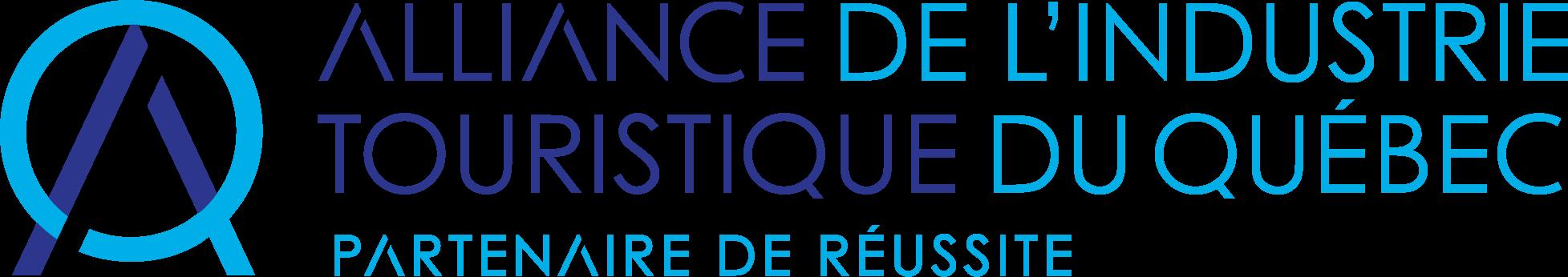 Logo Alliance de l'industrie touristique du Québec